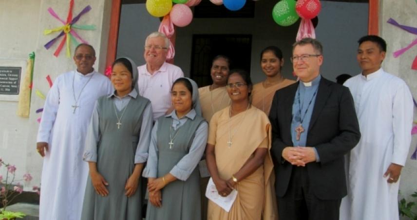 SANIS (Nagaland) - Servizio pastorale