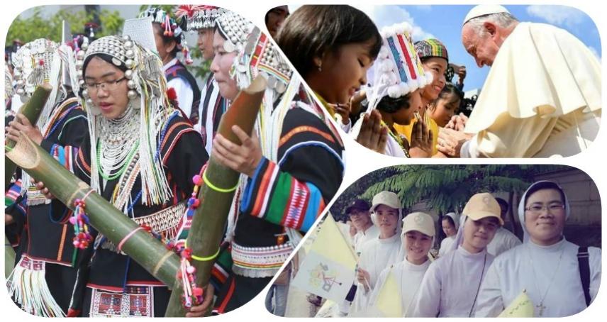 Francisco: Primeiro Papa em Myanmar