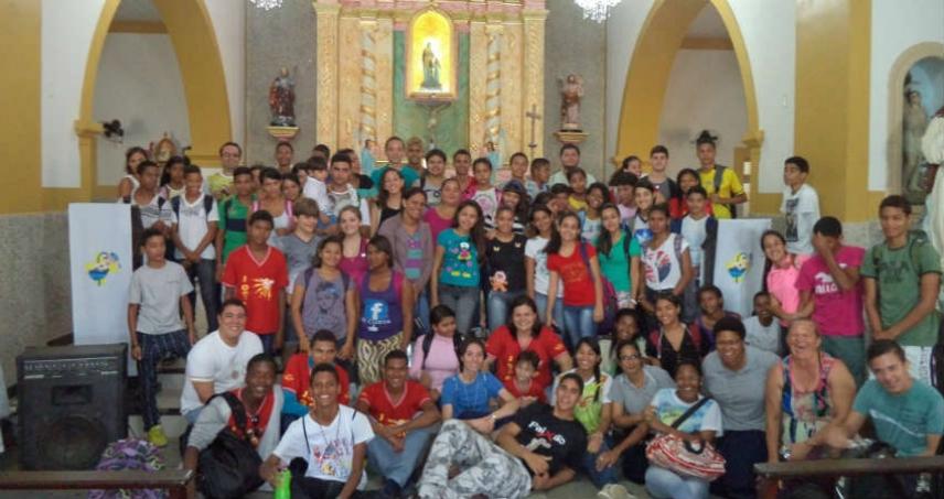 PAUDALHO (Pernambuco) -  atividade pastoral