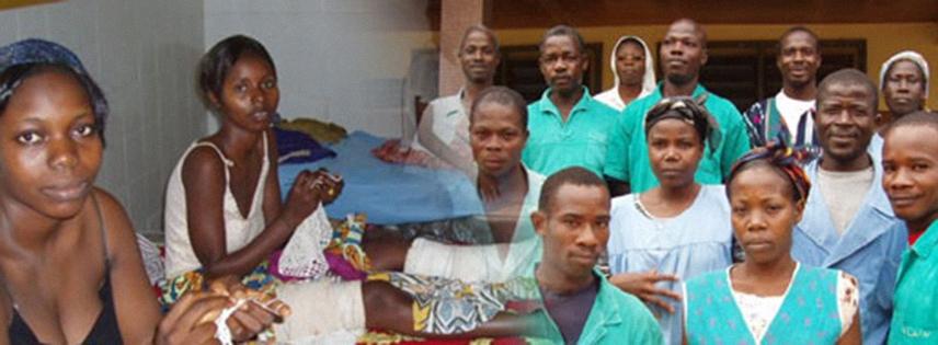 Comunità di YAMOUSSOUKRO e KONGOUANOU: Assistenza sanitaria - Centro per minori - Catechesi