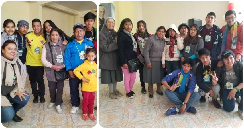 1º encontro nacional da Família da Providência