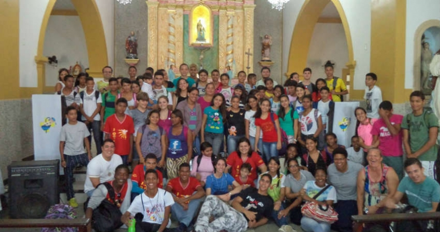 PAUDALHO (Pernambuco) -  attività pastorale