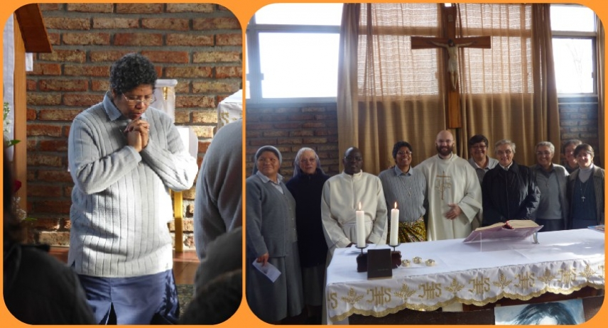 25 anni di consacrazione di sr. M. Luisa Silva