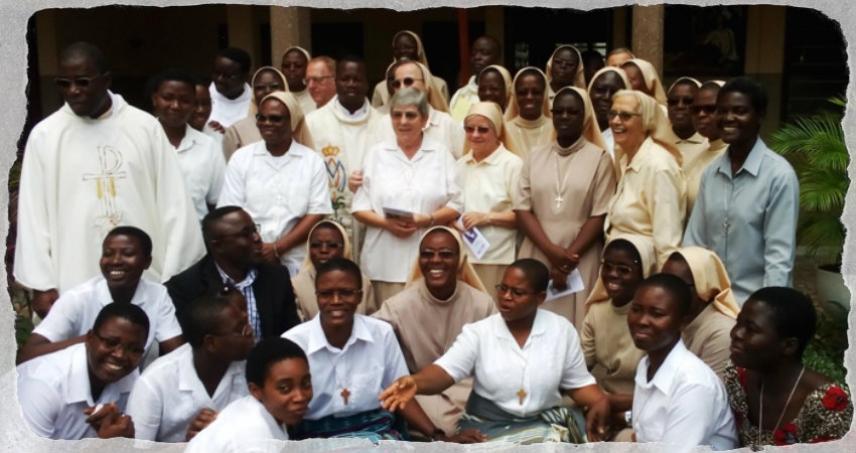 Notizie di gioia… dall'Africa