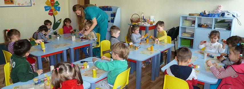 scuola materna chisinau