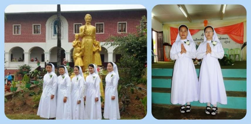 Giorni di festa in Myanmar