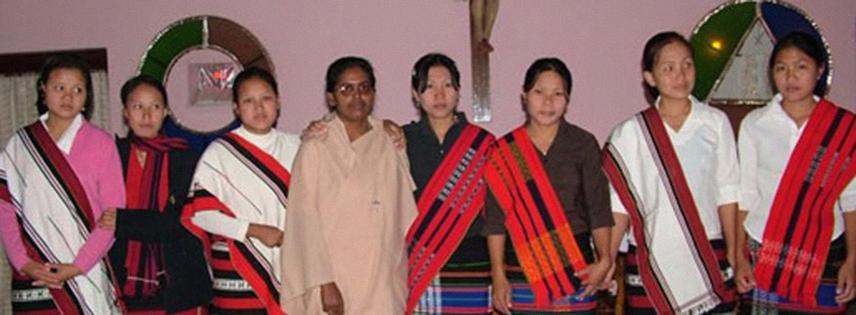 MEDZIPHEMA (Nagaland) - Escola e Serviço Paroquial