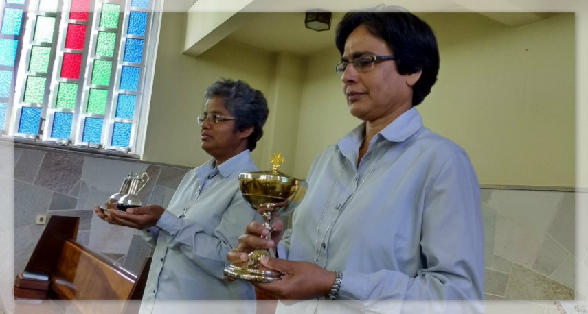 25 anos de doação ao Senhor na Família Religiosa das Irmãs da Providência