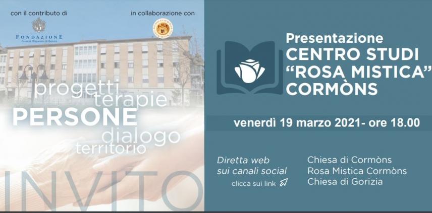 Study Center 'Rosa Mystica' – Cormons