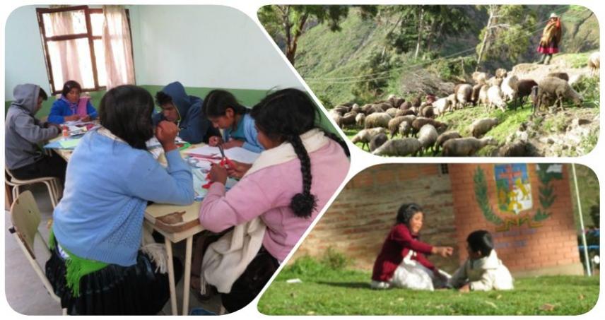 CHIVIMARCA – Internato para meninas/os