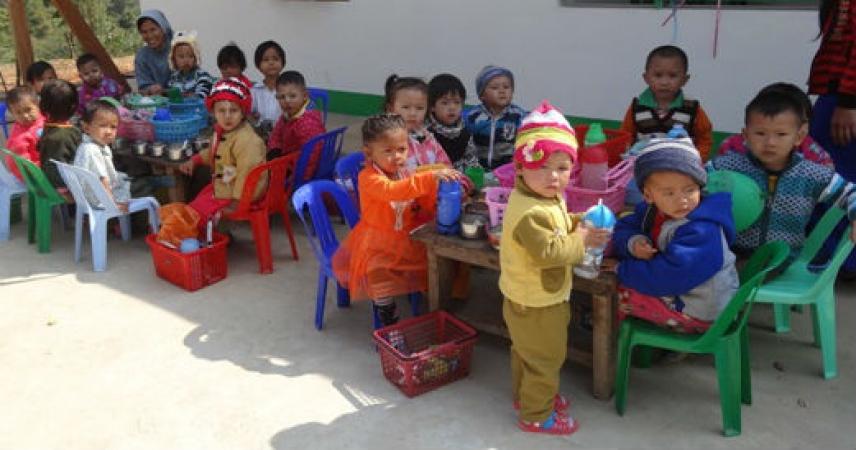 MOUNG YONG: Boarding - Scuola materna - Servizi pastorali