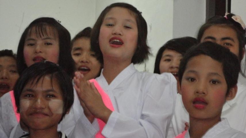 KENG TUNG - Casa da Delegação - Postulado e Noviciado - casa para meninas e adolescentes orfãs.