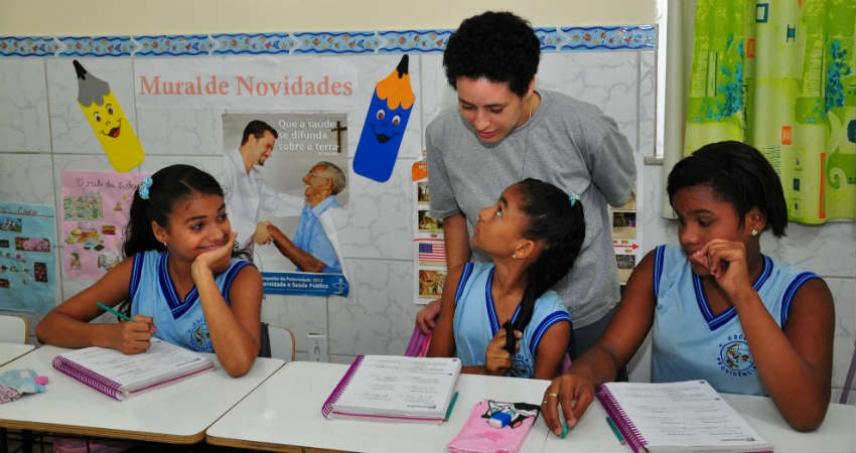 SALVADOR (Bahia) - Scuola Provvidenza - Centro educativo