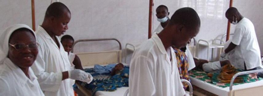 ABIDJAN - Comunità di Anonkoua - Kouté: Centro femminile - Centro sanitario - Catechesi