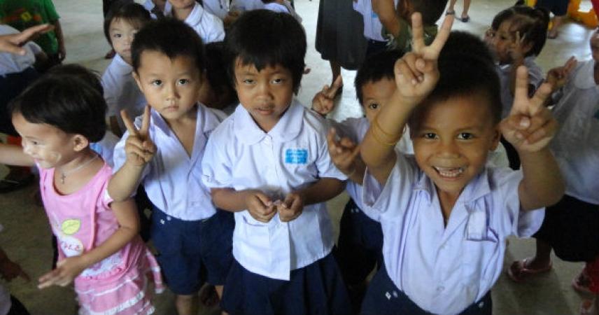 Moung Phyak: Internato - Jardim de Infância - Serviços Pastorais