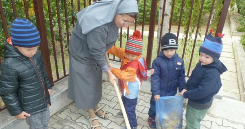 """CHISINAU - Centro sociale-pastorale diocesano """"Casa della Provvidenza"""""""