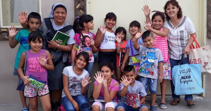 BUENOS AIRES - Servizio pastorale