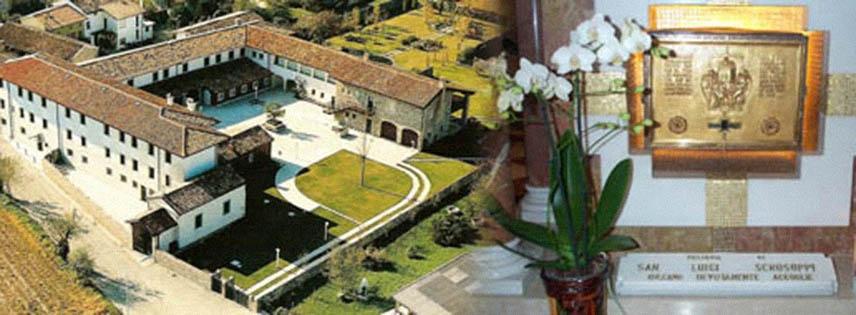 """Orzano di Remanzacco (UD) - Casa per Esercizi  """"Padre Luigi"""""""